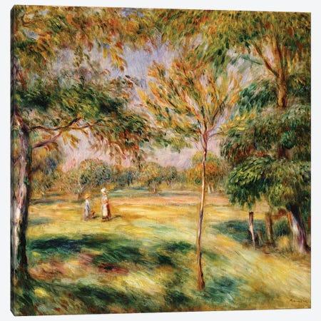 The Glade, 1895  Canvas Print #BMN5074} by Pierre-Auguste Renoir Canvas Art Print