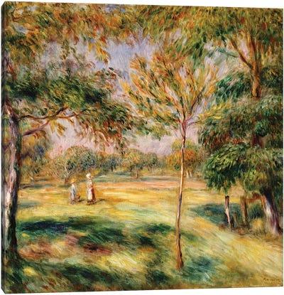The Glade, 1895  Canvas Art Print