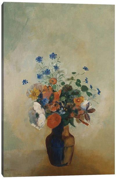Wild Flowers, c.1902  Canvas Art Print