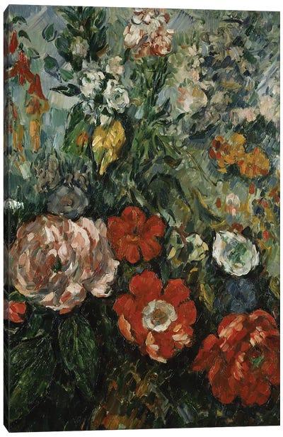 Flowers, c.1879  Canvas Art Print