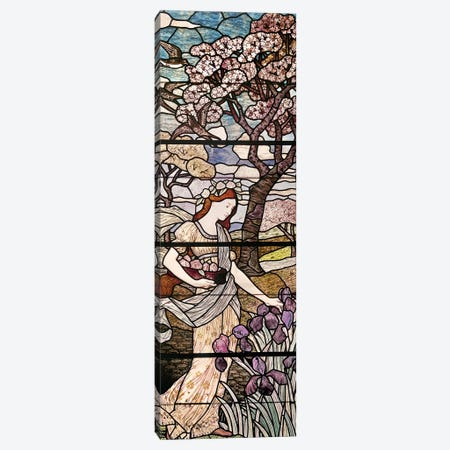 Spring, 1894  Canvas Print #BMN512} by Eugene Grasset Canvas Artwork