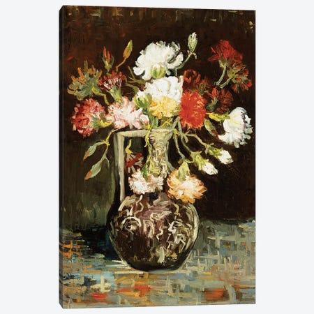 Bouquet of Flowers  Canvas Print #BMN5130} by Vincent van Gogh Canvas Art Print