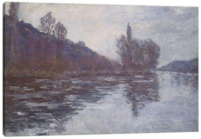 The Seine near Giverny, 1894  Canvas Print #BMN5135