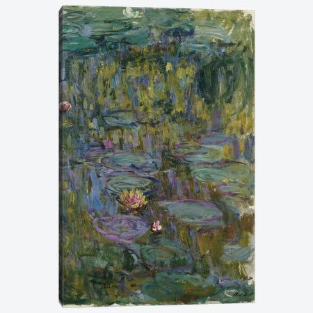 Waterlilies  Canvas Print #BMN5139} by Claude Monet Art Print