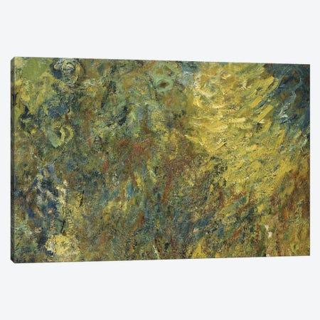 Water Lilies, c.1917  Canvas Print #BMN5153} by Claude Monet Art Print