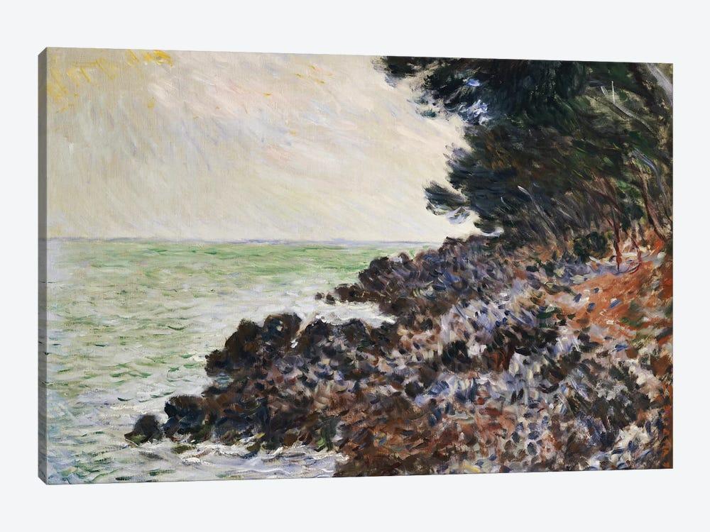 Cap Martin  by Claude Monet 1-piece Canvas Wall Art
