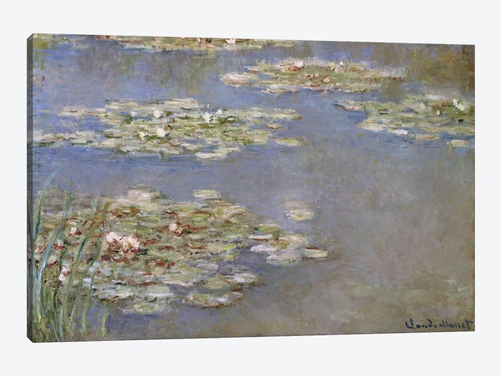 Nympheas, c.1905  by Claude Monet 1-piece Canvas Wall Art
