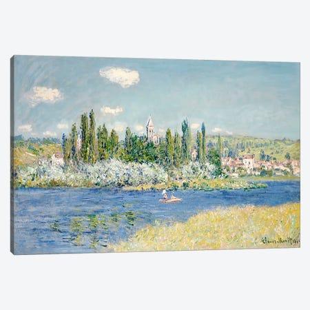 Vetheuil, 1880  Canvas Print #BMN5189} by Claude Monet Canvas Wall Art