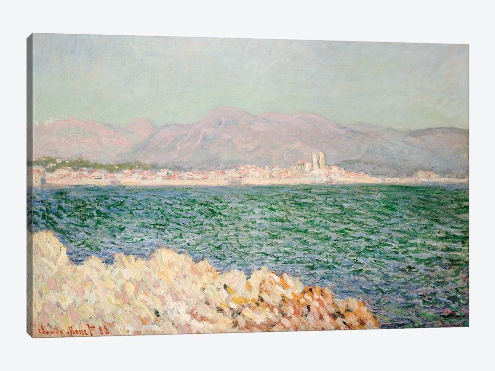 Gulf of Antibes, 1888  by Claude Monet 1-piece Canvas Art