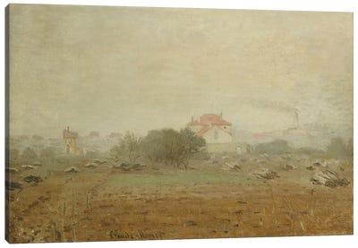 Fog, 1872  Canvas Print #BMN5221