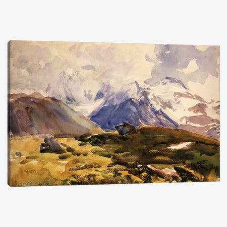 The Simplon, c.1910  Canvas Print #BMN5233} by John Singer Sargent Canvas Wall Art