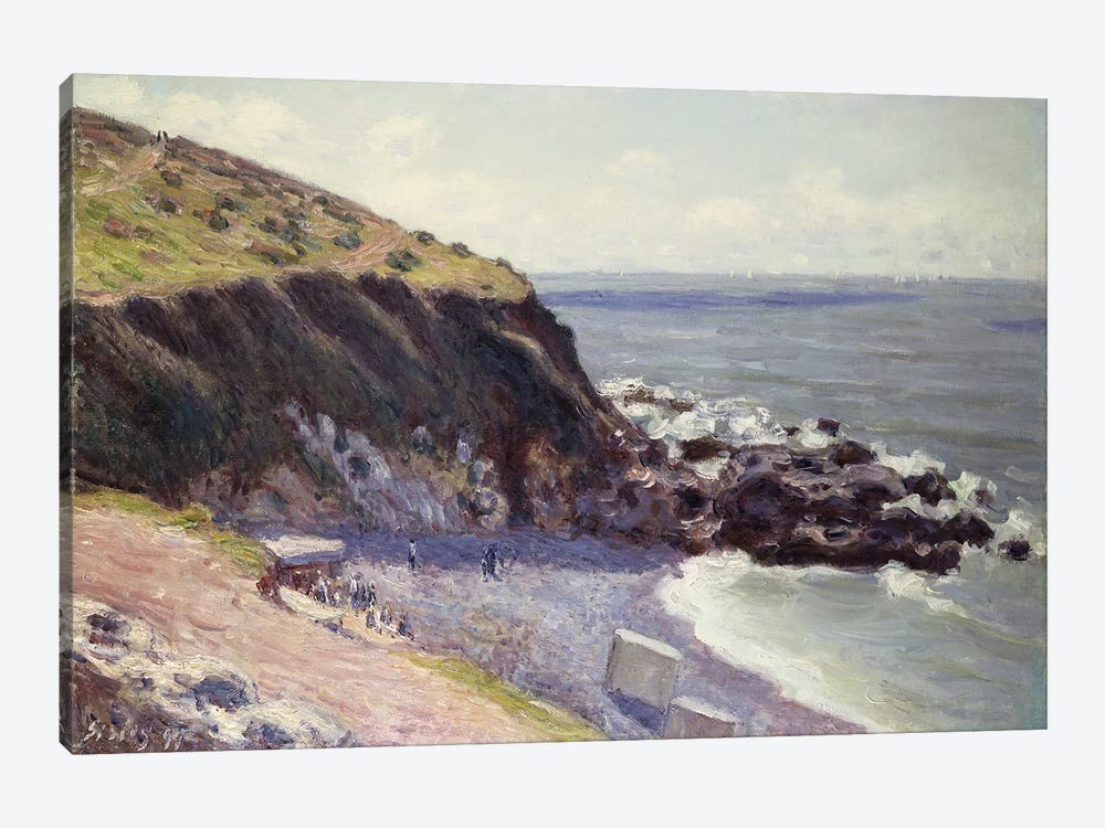 Lady's Cove, Langland Bay, 1897  by Alfred Sisley 1-piece Art Print