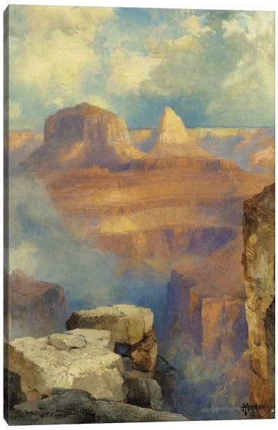 Grand Canyon, 1916  Canvas Art Print