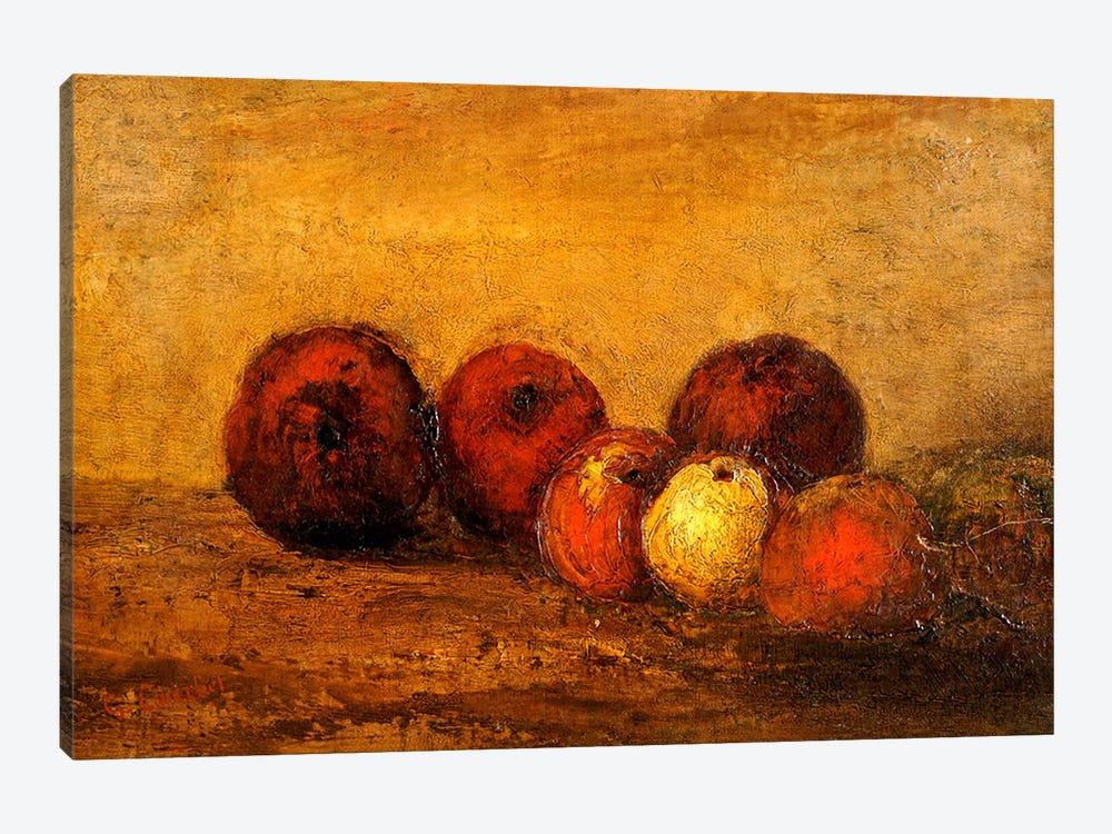 Apples 1-piece Canvas Art