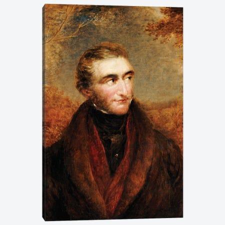 Joseph Mallord William Turner, 1838  Canvas Print #BMN5309} by John Linnell Canvas Artwork