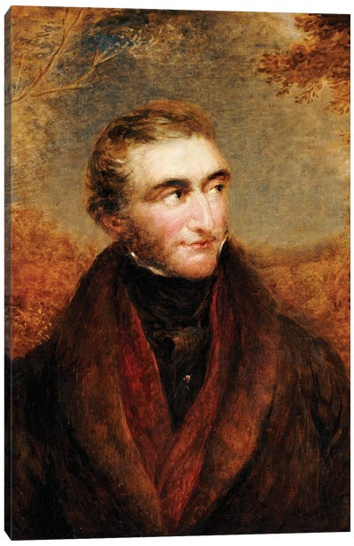 Joseph Mallord William Turner, 1838  Canvas Art Print