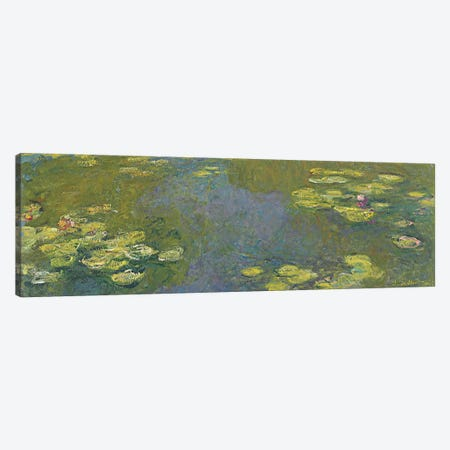The Lily Pond  Canvas Print #BMN5310} by Claude Monet Art Print