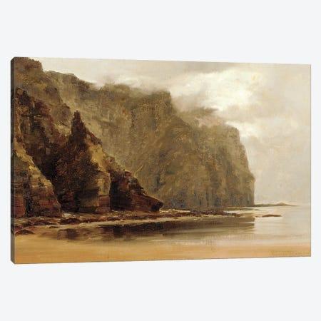 The Minaum Cliffs, Achill Island, County Connaught, Ireland  3-Piece Canvas #BMN5312} by Alexander Williams Canvas Print
