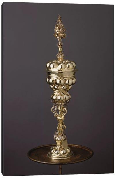 The Vallerschleben Cup, 1620-29  Canvas Art Print