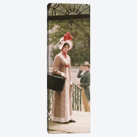 A Source of Admiration, 1904  Canvas Print #BMN5322} by Edmund Blair Leighton Canvas Art