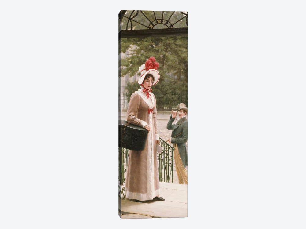 A Source of Admiration, 1904  by Edmund Blair Leighton 1-piece Canvas Art Print