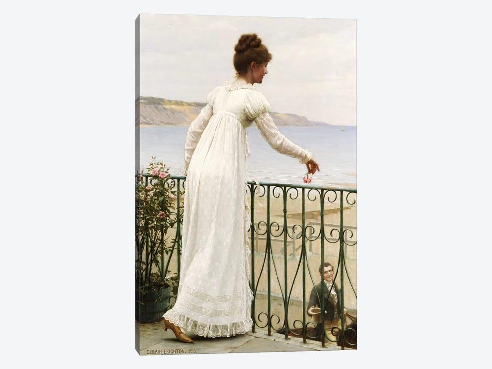 A Favour, 1898  by Edmund Blair Leighton 1-piece Canvas Wall Art