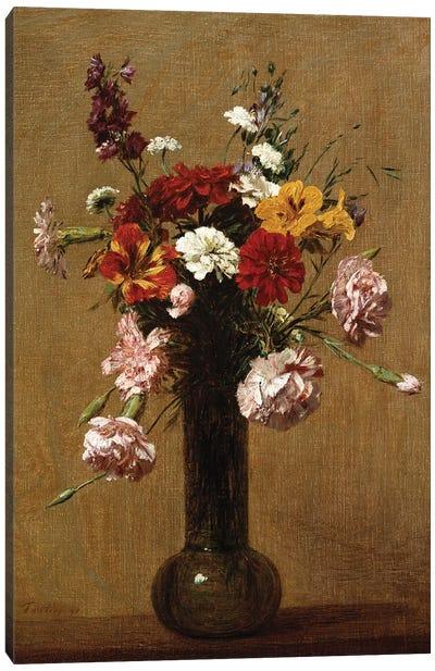 Small Bouquet, 1891  Canvas Art Print