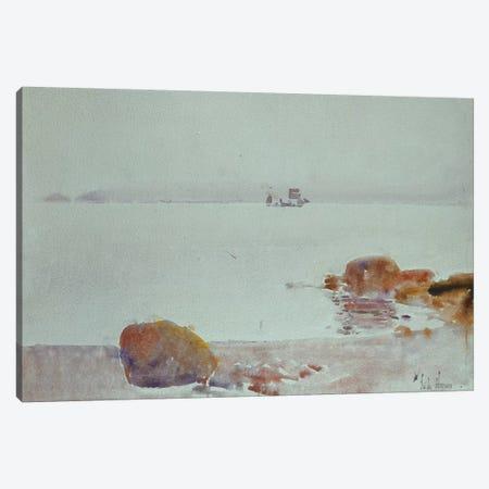 Seascape  Canvas Print #BMN5388} by Childe Hassam Canvas Artwork
