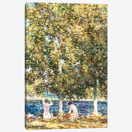 The Bathers, 1905  Canvas Print #BMN5390} by Childe Hassam Canvas Art Print