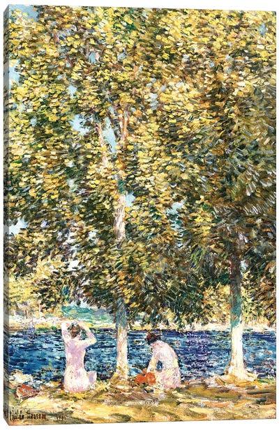 The Bathers, 1905  Canvas Art Print