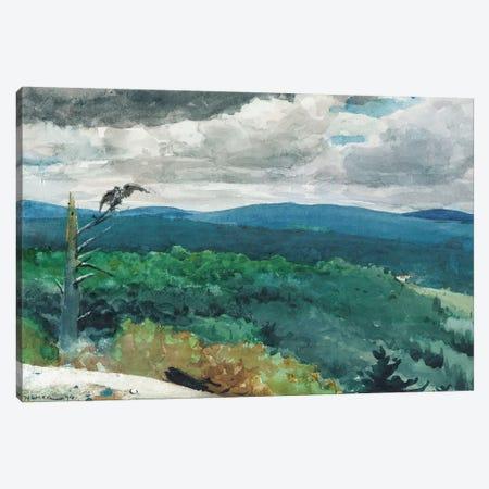 Hilly Landscape, 1894  Canvas Print #BMN5396} by Winslow Homer Canvas Art