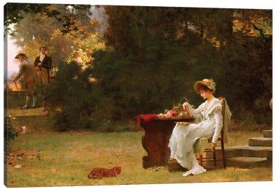 Love at First Sight  Canvas Art Print