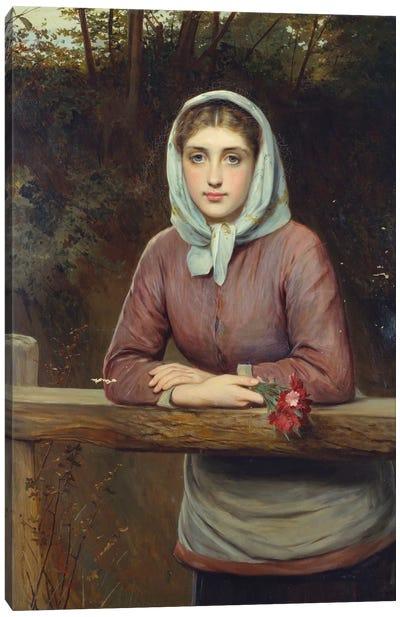 The Rendez-Vous, 1881  Canvas Art Print