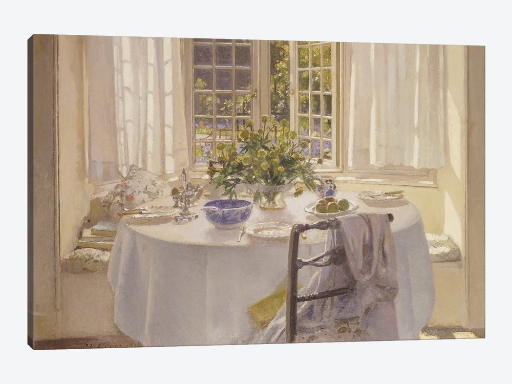 The Morning Room, 1916  by Patrick William Adam 1-piece Canvas Print