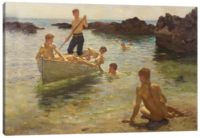 Morning Splendour, 1922  Canvas Art Print