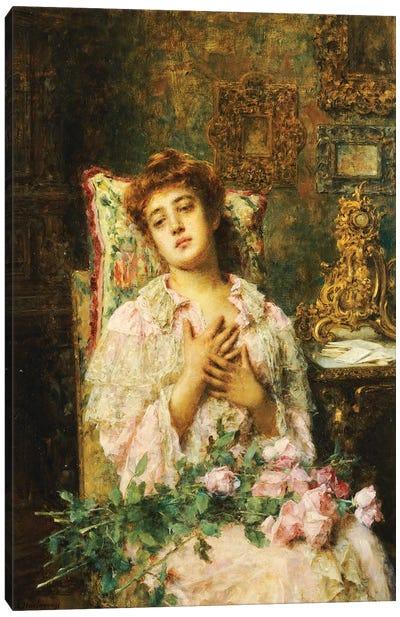 Love Offerings  Canvas Art Print