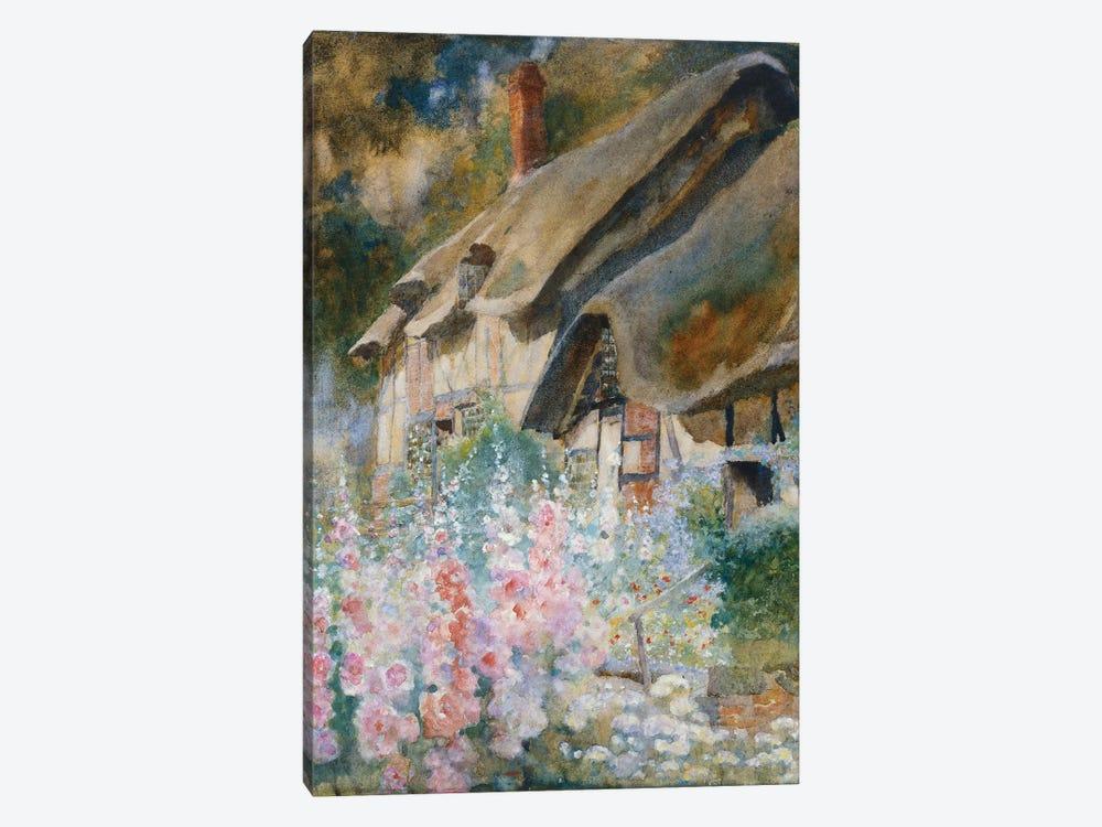 Anne Hathaway's Cottage  by David Woodlock 1-piece Art Print
