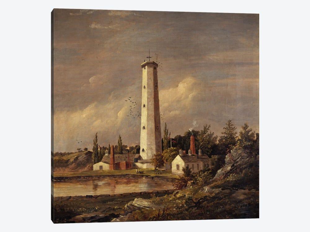 Shot Tower, 1845  by Jasper Francis Cropsey 1-piece Art Print