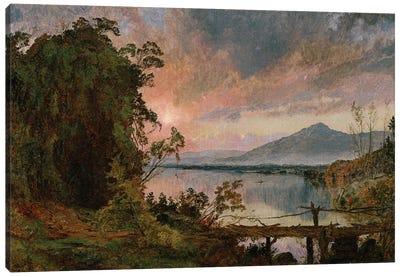 Autumn Splendor, 1896  Canvas Art Print