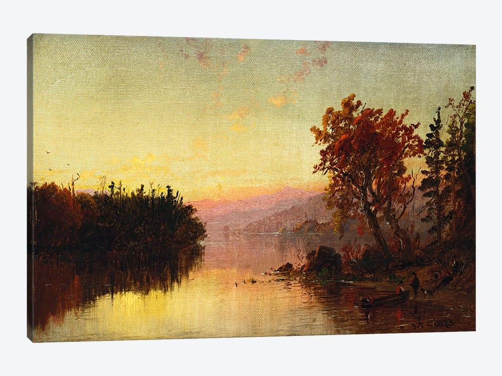 Greenwood Lake at Twilight, 1873  by Jasper Francis Cropsey 1-piece Art Print