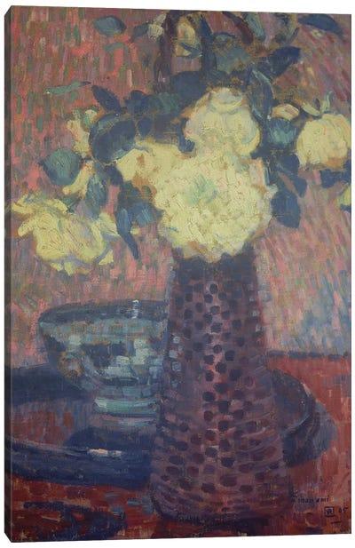 Bouquet of Flowers, 1905  Canvas Art Print
