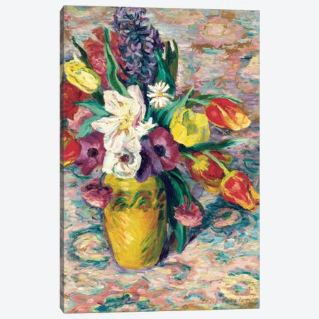 Still Life  Canvas Print #BMN5536} by Lucie Cousturier Canvas Wall Art