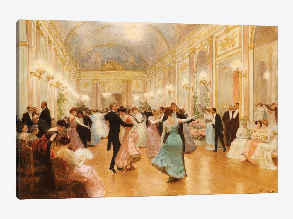 The Ball  by Victor Gabriel Gilbert 1-piece Canvas Artwork