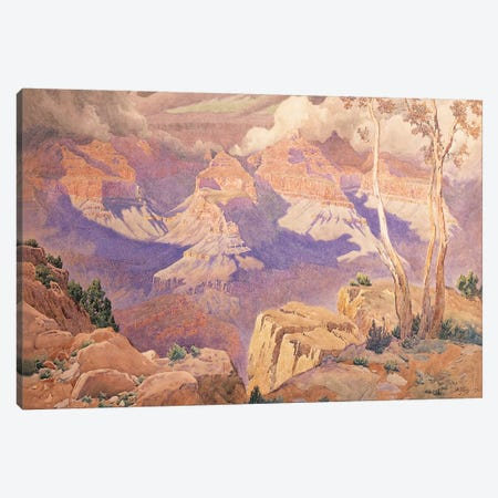 Grand Canyon, 1927  Canvas Print #BMN5588} by Gunnar Widforss Canvas Art