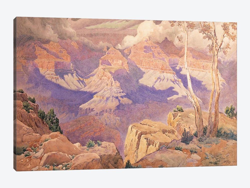 Grand Canyon, 1927  by Gunnar Widforss 1-piece Art Print