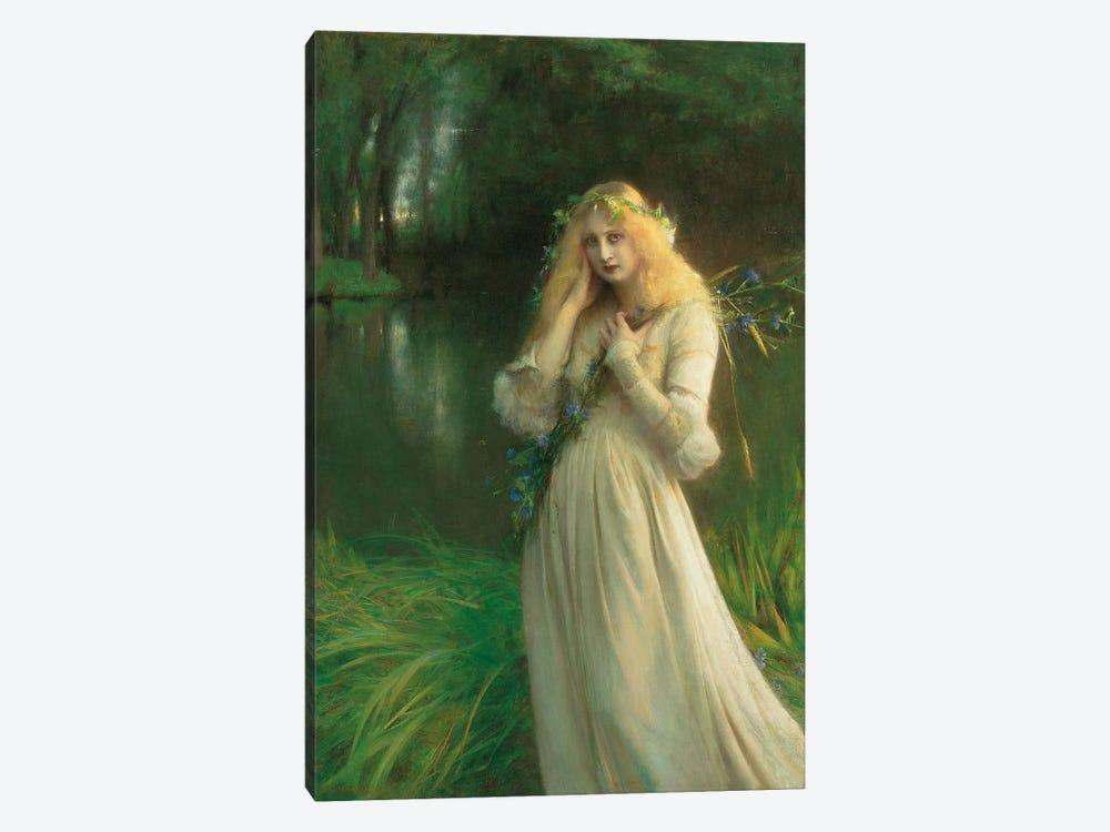 Ophelia, 1900  by Pascal-Adolphe-Jean Dagnan-Bouveret 1-piece Art Print