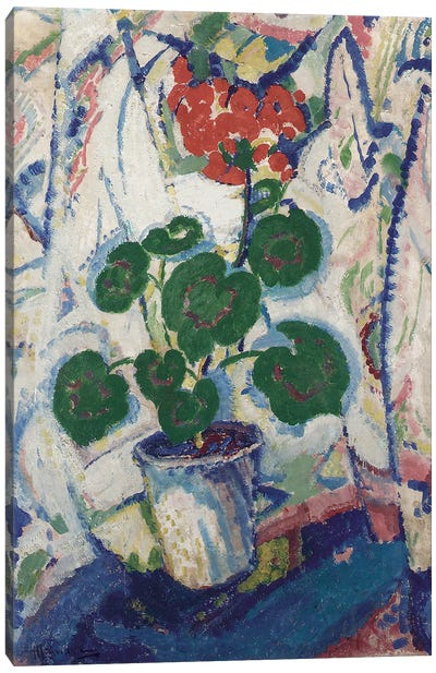 Flower still life, c.1914-16  Canvas Art Print