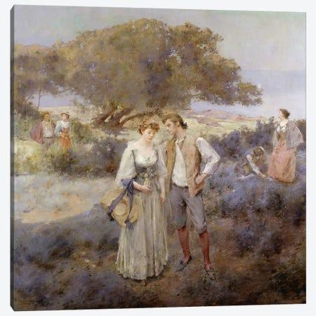 Le Retour de Cythere, c.1892  Canvas Print #BMN5640} by William II Lee Art Print