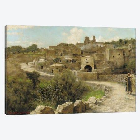 Bethany, 1890  Canvas Print #BMN5679} by Herbert Gustave Schmalz Canvas Art