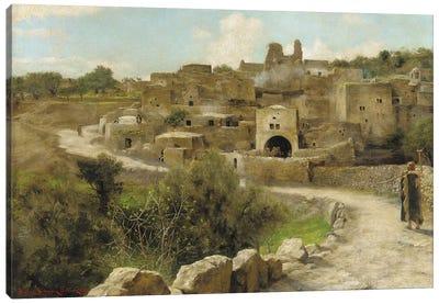 Bethany, 1890  Canvas Art Print